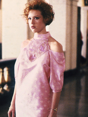 """Pretty in Pink"" or ""The Fallacy of The Perfect Dress"""